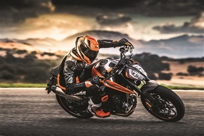Neu: KTM 790 Duke - the Scalpel