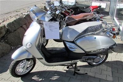 !!! Moped AKTION !!! Rieju NKD 125 - 4 Takt Yamaha Motor - 125ccm - 11kW - Antrieb - Kette Jetzt NUR €3.450,--