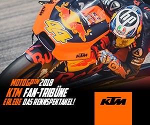 KTM Moto GP Package 2018  !!! Ab Dezember können bei uns wieder KTM Fan Packages für die Moto GP Saison 2018 vorbestellt werden !!! Dieses Jahr besteht d... Weiter >>