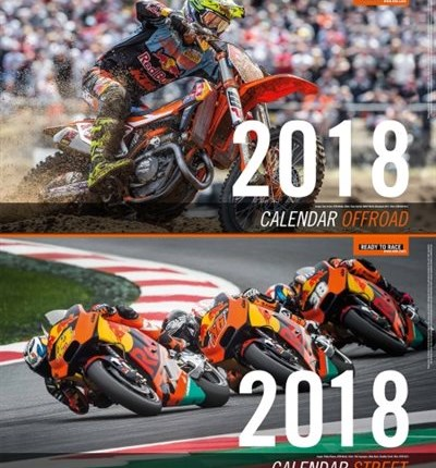 KTM Kalendar 2018  Liebe Kunden   Ab sofort ist der neue KTM Kalendar 2018 verfügbar, ihr könnt ihn euch auch Online bestellen in unserem Schruf...