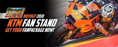 Fan Package Sachsenring MotoGP 2018