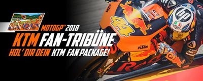 KTM FAN PACKAGE 2018