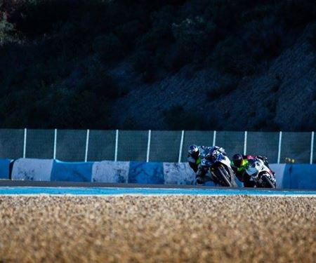 Moto-Center Thun-News: Jerez 31.1.-7.2.2020