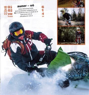 Helten Motoshop GmbH-News: Auner News Winter 2017/2018.