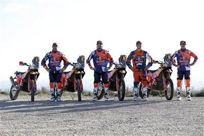 Start der Rallye Dakar 2018 Am Wochenende ist die diesjährige Rallye Dakar gestartet und KTM möchte auf jeden Fall den 18.Sieg ‼️in Folge‼️ gegen die starke K...