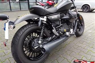 Bild zum Bericht: Moto Guzzi V9 Bobber und Roamer: Wilbers Fahrwerk erhältlich