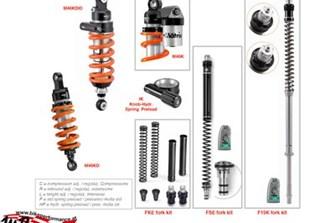 Bild zum Bericht: Honda CB 650 F: Matris Fahrwerksoptimierung erhältlich!
