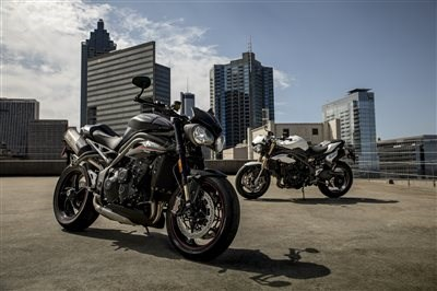 Speed Triple S & RS 2018