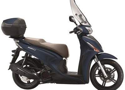 NEWS Kymco New People S 125i ABS