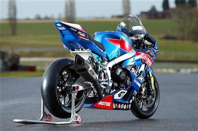 Holzapfel-News: GSX-R 1000 - Champions talk about it!