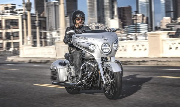 Die neue Indian Chieftain ELITE