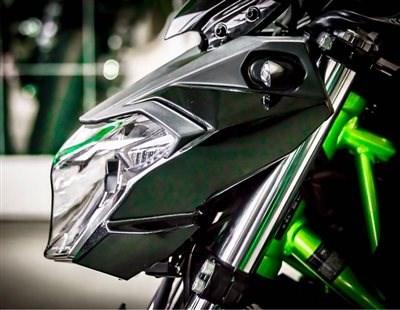 Wunderschön - Kawasaki Z650