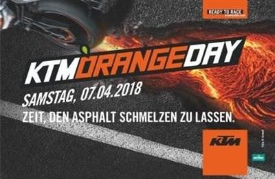 Orange Day 2018