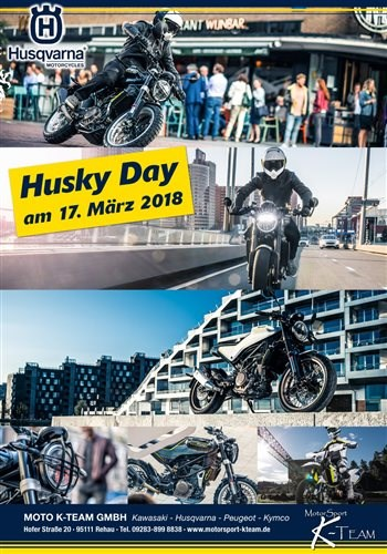 NEWS Husky Day 2018