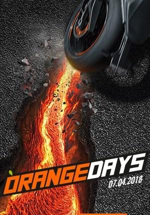 KTM Orange Day 07.04.2018 KTM Orange Day 07.04.2018