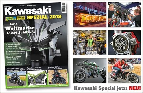 Sonderheft Kawasaki