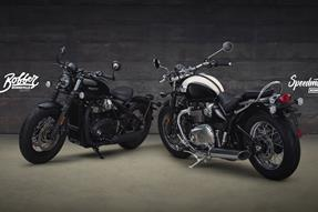 Bobber Black & Speedmaster Launch anzeigen