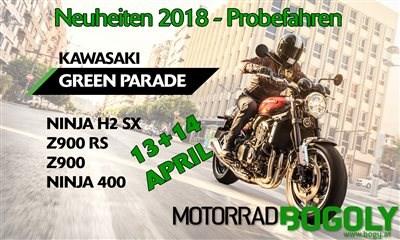 Green Parade