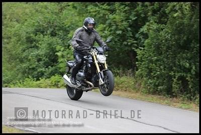 Kurventraining 2019 Motorrad Briel