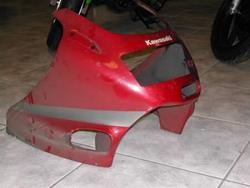 Kawasaki ZZR 1100 Scheinwerferverkleidung