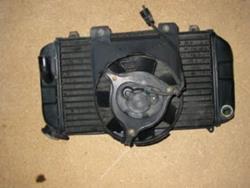 Yamaha TDM 850 91-95 Kühler+Ventilator (S19)