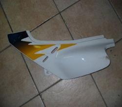 Honda Dominator Seitendeckel li. (36)