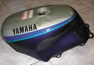 Bild von Yamaha FJ 1200 Tank