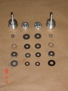 Bild von Öhlins Zug-und Druckstufenkolben alle 20mm Kartuschen