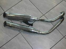 Kawasaki VN 800/Classic Auspuff