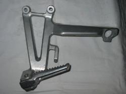 CBR 600 97/98 Fußrastenhalteplatte (c34)