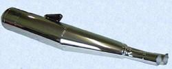 Bild von Motad Schalldämpfer Classic 1SD slip on Stahl verchromt
