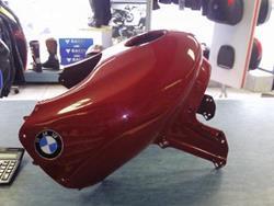 Tankverkleidung BMW F650