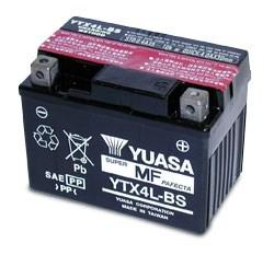 Bild von Batterie YTX4L-BS