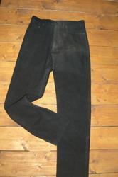 Lederhose Nubuk Roadwear 29, 30, 31