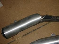 Auspuff DL1000 V Strom Original (E116)