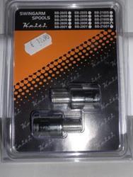 Schwingenbuchsen für Y-Adapter