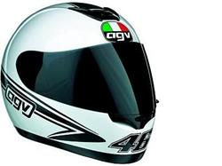 AGV Helm K2 ROSSI 7