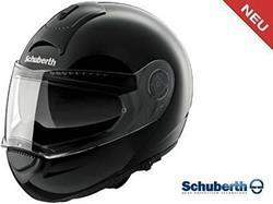 Schuberth Helm C3 SCHWARZ