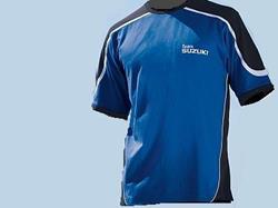 SUZUKI Blue Team T-Shirt