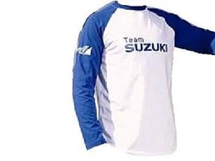 Bild von SUZUKI Team Shirt Longsleeve