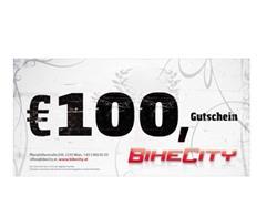 BikeCity Gutschein ¤ 100,-