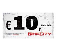 BikeCity Gutschein ¤ 10,-