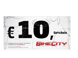 Bild von BikeCity Gutschein ¤ 10,-