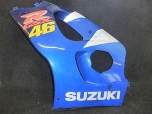 Bild von Seitenverkleidung links Suzuki GSX-R 600 BJ: 1997