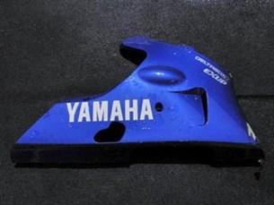 Bild von Seitenverkleidung rechts Yamaha YZF-R1 BJ: 1999