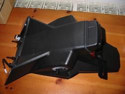 Kottflügel hinten Original SV 1000S 04-07