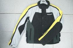 Kawasaki Jacke San Marco gelb M