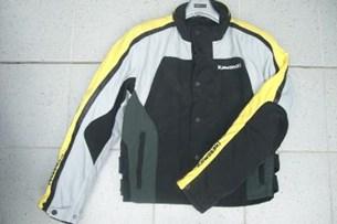 Bild von Kawasaki Jacke San Marco gelb M