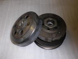 Kupplung komplett 1. Kymco CX Curio 50 BJ: 1997