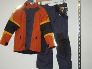 Bild von BMW Kinder Bekleidung Stoke aus Polyesther und Nylon